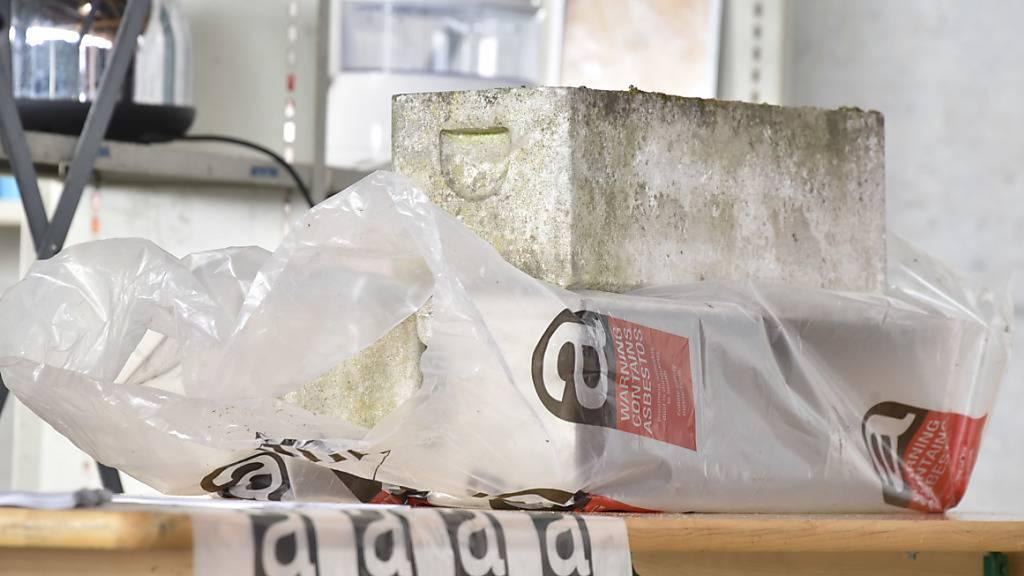 Mehr Gesuche von Asbestopfern – Geldmangel bei Stiftung