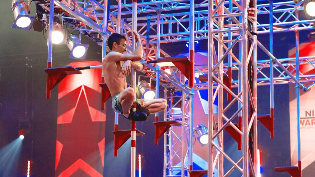 Jetzt online: Das Finale der 2. Staffel «Ninja Warrior Switzerland»!