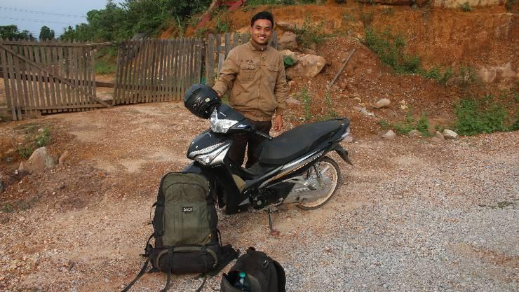 50 Kilometer mit dem gleichen Fahrer in einer so verlassenen Gegend - Aule entpuppt sich als wahrer Jackpot!