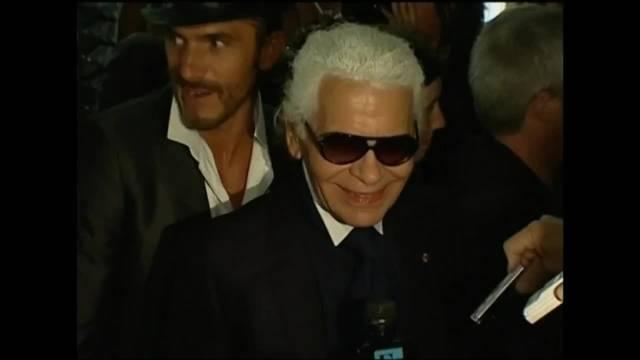 Modeschöpfer Karl Lagerfeld 85-jährig gestorben