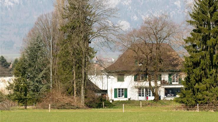 Die Abbruchliegenschaft neben dem Henzihof bietet ab Herbst Platz für 16 asylsuchende Personen. Für 100 eigeninitiativ aufgenommene Personen hat die Stadt Solothurn aber in Liegenschaften, die sie selbst besitzt, keinen Platz frei.