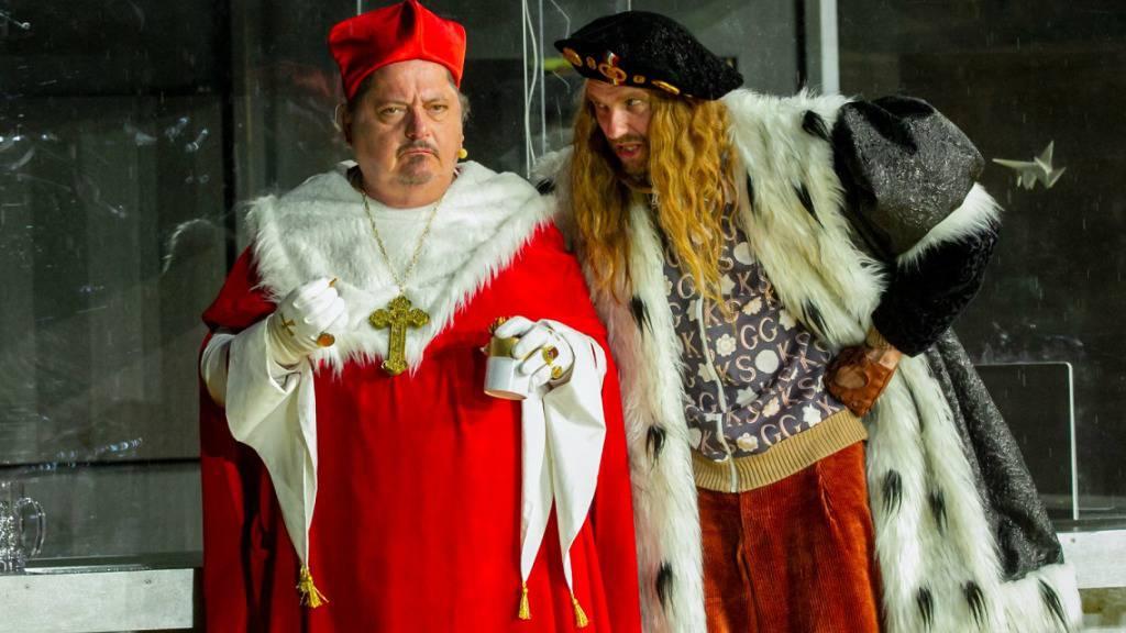 «Luther» eröffnet Nibelungen-Festspiele in Worms