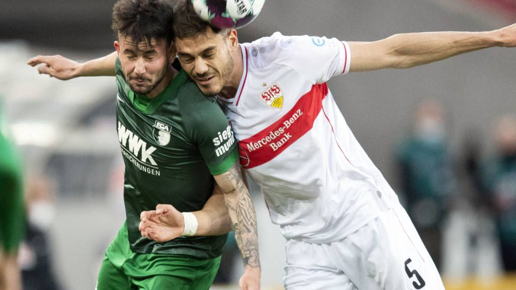 Augsburg bleibt im Abstiegskampf