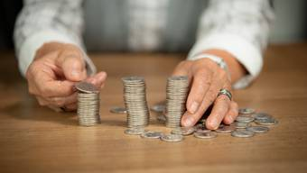 Geld Münzen (Symbolbild)