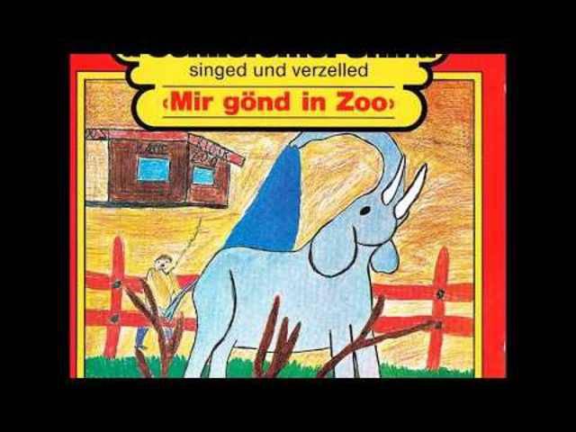 """D Schlierener Chind - """"Mir gönd in Zoo"""""""