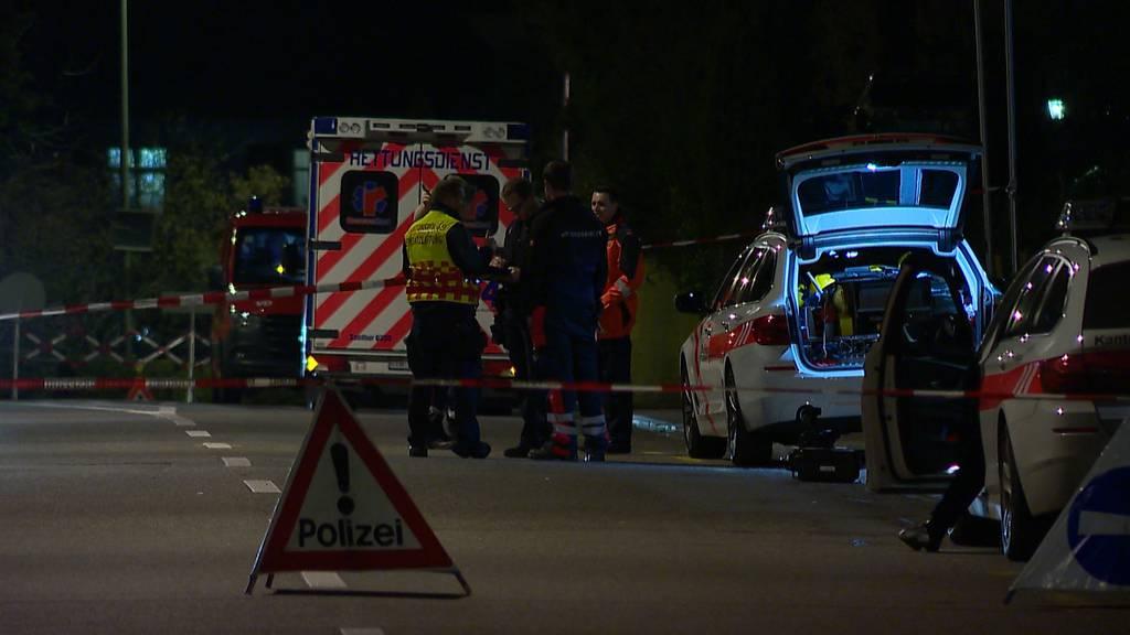 Kreuzlingen: Mann bei Auseinandersetzung mit Messer schwer verletzt