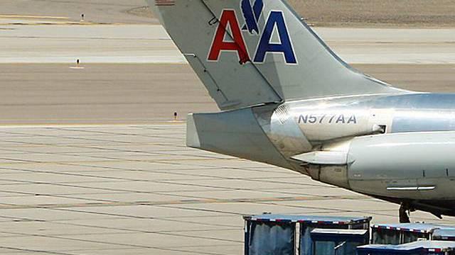 Flugzeug der American Airlines