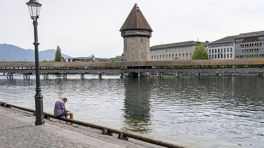 Die Luzerner Kantonsregierung kann sein Härtefallregime dem des Bundes anpassen.
