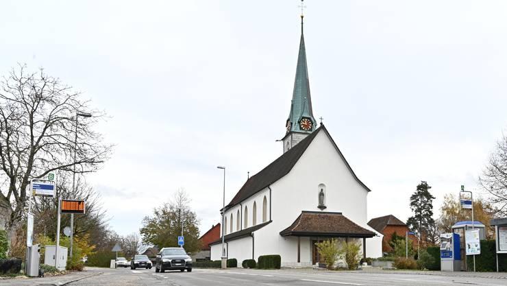 Die römisch-katholische Kirchgemeinde möchte bauen.