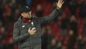 Jürgen Klopps Liverpool wurde für seinen Sturmlauf nicht belohnt
