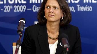 Landwirtschaftsministerin Ilse Aigner