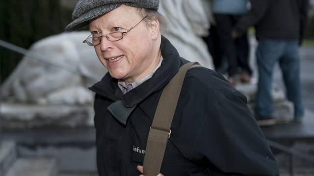Der Anwalt der Globalisierungskritiker Jean-Michel Dolivo