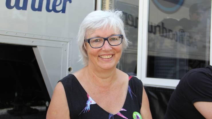 Brigitte Schwendener, 59, aus Oberkulm