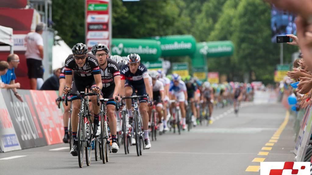 Tour de Suisse: Gewinne VIP-Tickets