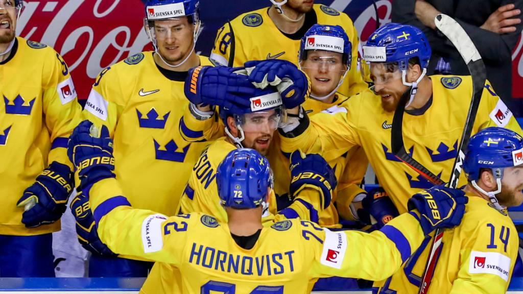 Eishockey-WM 2025 in Schweden und Dänemark