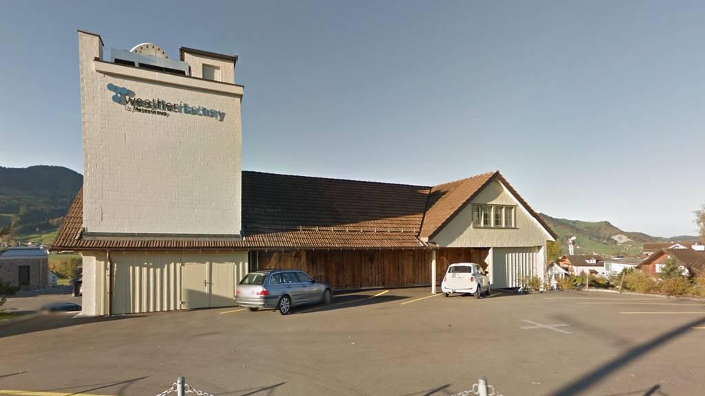 Der Sitz der MeteoGroup in Appenzell.