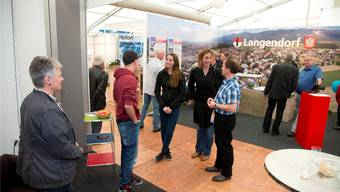 Gewerbeausstellung Galor 2013 in Langendorf