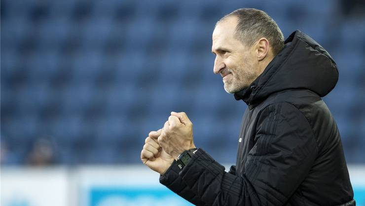 Ende Februar hat Thomas Häberli übernommen, seither ist Luzern ungeschlagen.