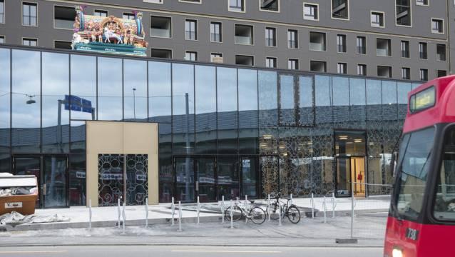 Vorbild für den SP-Vorstoss: Das Haus der Religionen am Europaplatz im Westen von Bern