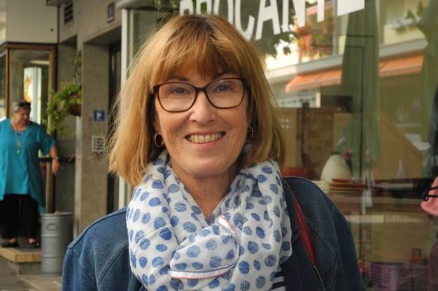 Den Kulturpreis 2017 geht an Anna Messerli