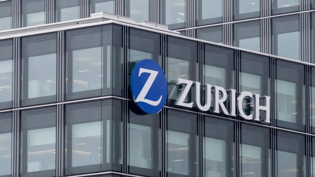 Zurich legt in der Schadenversicherung kräftig zu