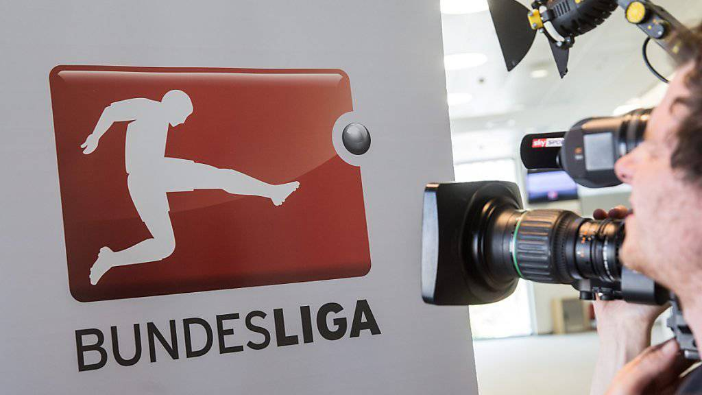 Pro Jahr 1,16 Milliarden Euro: Die Bundesliga steigert ihre Medienerlöse ab der Saison 2017/18 deutlich