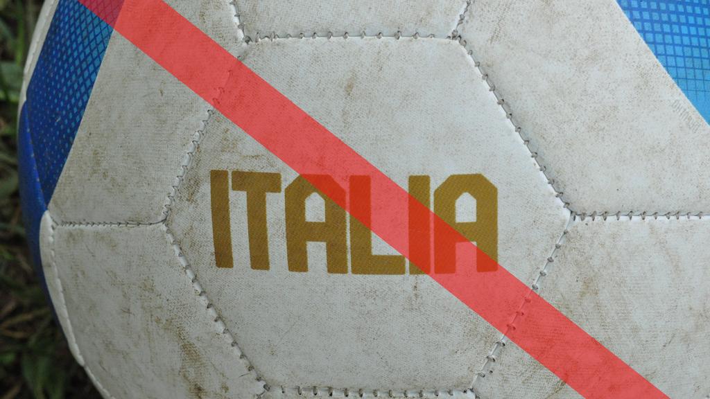Das ist der Italienische Ufsteller
