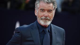 """Der frühere """"Bond""""-Darsteller Pierce Brosnan (67) wird in dem geplanten Sci-Fi-Thriller """"Youth"""" eine der Hauptrollen übernehmen. (Archivbild)"""
