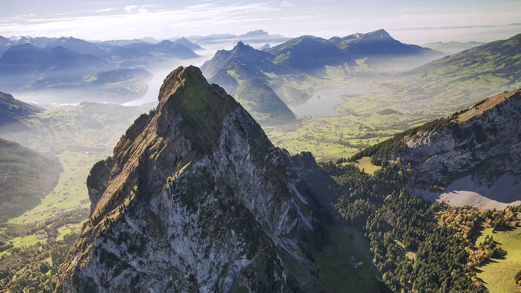 Zentralschweizer blieben an Auffahrt in der Region