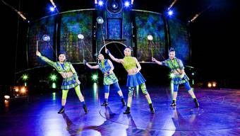 Cirque du Soleil zeigt die fantastische Geschichte der vier Elemente