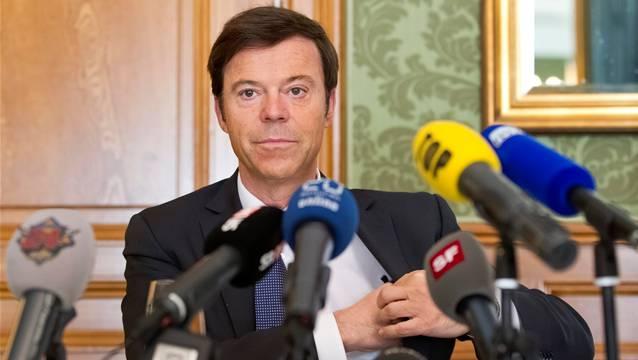Neue Runde: Christoph Mörgeli steht wieder in der Kritik.