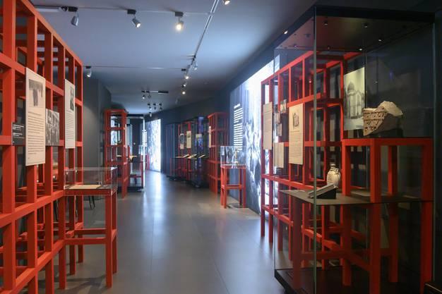 Die Ausstellung «Grenzfälle - Basel 1933-1945»