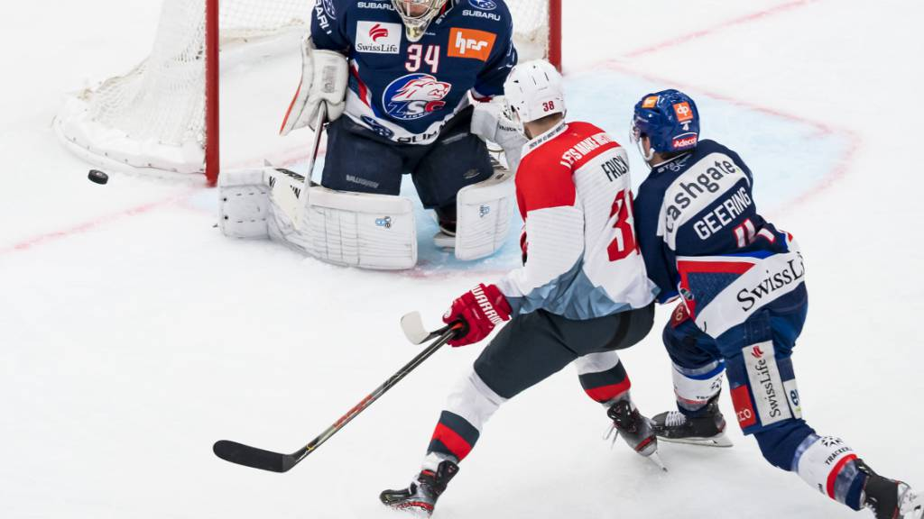 Vierter Lausanner Sieg in fünf Spielen