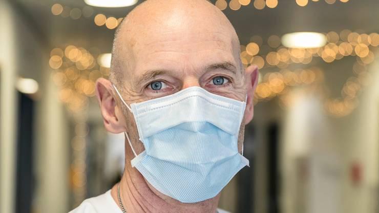 Leiter Infektiologie und Spitalhygiene am Unispital Zürich, Hugo Sax.