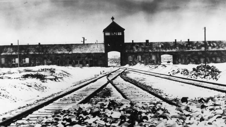 Im Konzentrationslager Auschwitz-Birkenau kamen Hunderttausende Menschen ums Leben.
