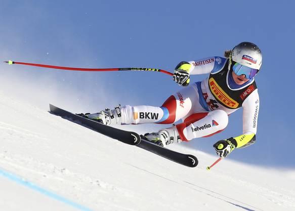 Es ist die erste WM-Medaille für die 24-jährige Schwyzerin.