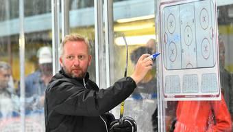 EHCO-Trainer Fredrik Söderström hat viel gelernt in seiner ersten Saison in der Schweiz