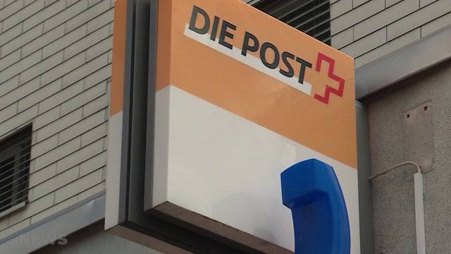 Massiver Abbau von Poststellen