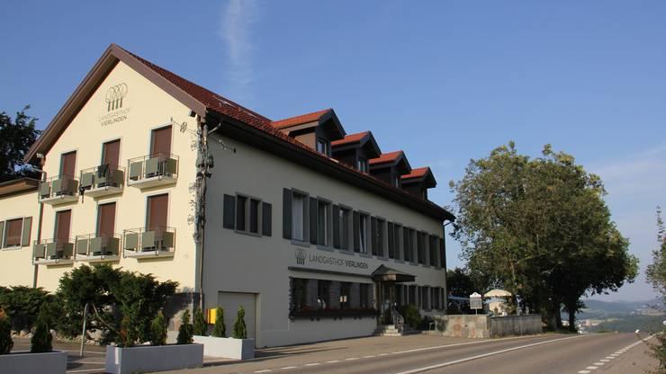 Landgasthof Vierlinden, Bözberg