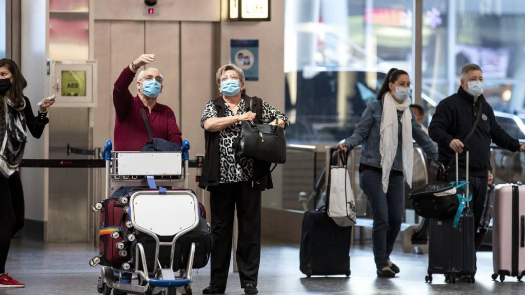 Luftverkehr zieht an Ostern leicht an – Ziele im Süden beliebt