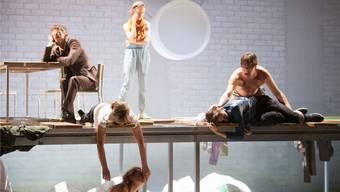 Schlafgänger: Regisseurin Julia Hölscher wagte sich an den schwer zu gestaltenden Stoff.