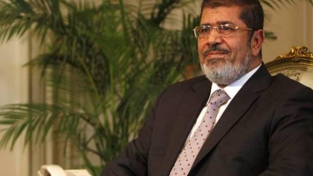 Muss sich rechtfertigen: Aegyptens Präsident Mohammed Mursi (Archivbild)