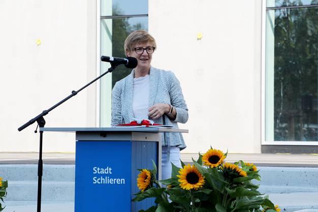Manuela Stiefel, Finanzvorsteherin von Schlieren (FDP)