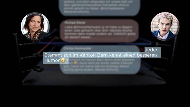 «Konstant humorfrei»: Markwalder zerreisst Elseners Satire-Sendung