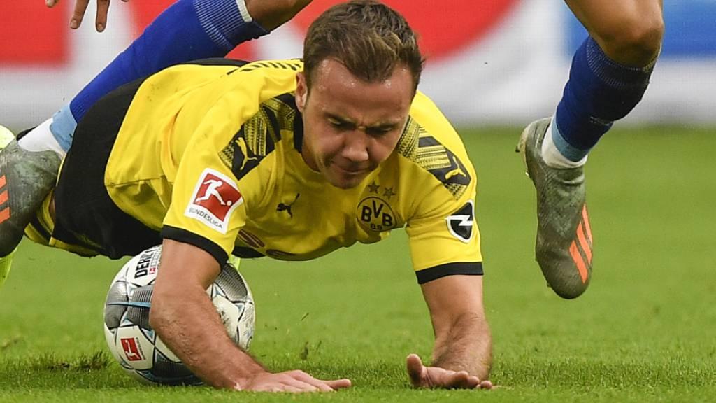 Dortmund und Götze trennen sich am Saisonende