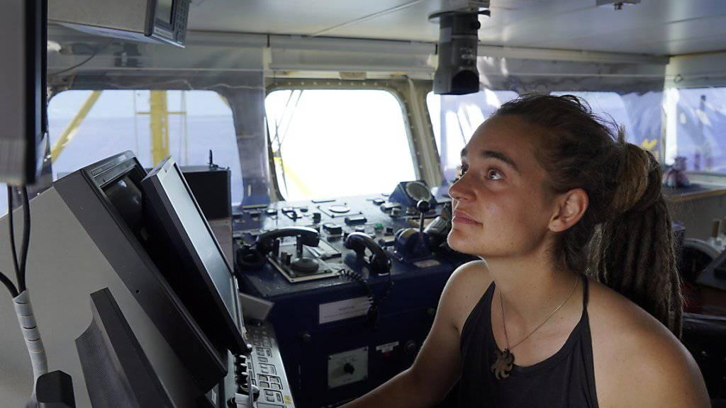 Sea-Watch-Kapitänin kommt wieder frei