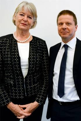 Verena Diener: Die Grande Dame der Zürcher Politik tritt ab – nach 40 Jahren, zuerst für die Grünen, dann für die von ihr mitgegründete GLP.  Keystone