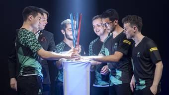 PostFinance Helix gewinnt Finale der Swisscom Hero League
