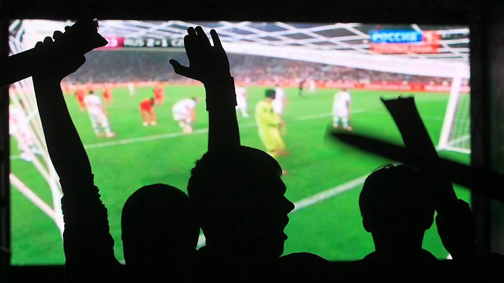 Am Sonntag spielt Italien gegen England im Wembley Stadion in London im EM-Finale. (Symbolbild)