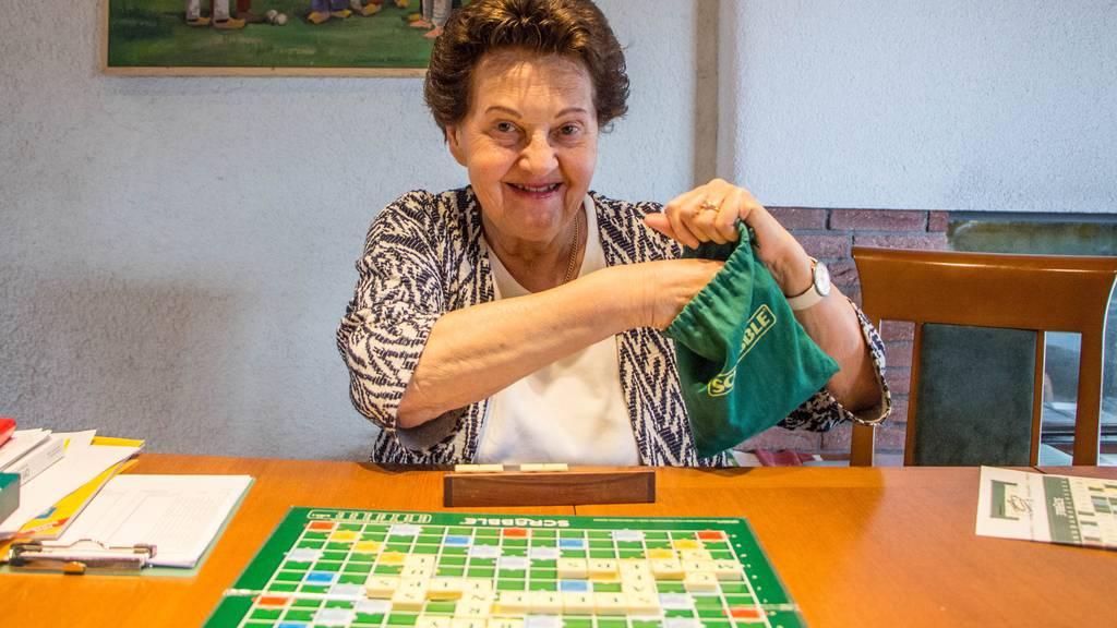 Oberuzwilerin wird 4. bei Scrabble-Turnier